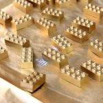 DIY Gold LEGO's (Spray Painted)