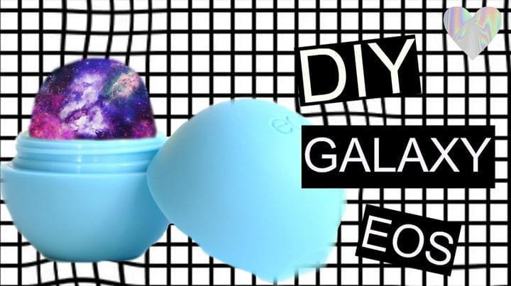Galaxy EOS Lip Balm