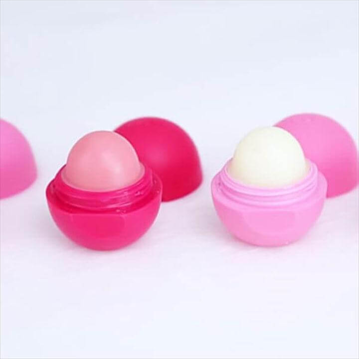 EOS DIY Lip Balm