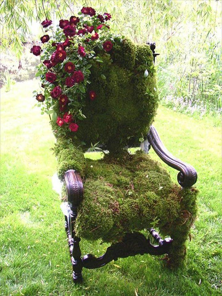 DIY ideas for your garden decoration