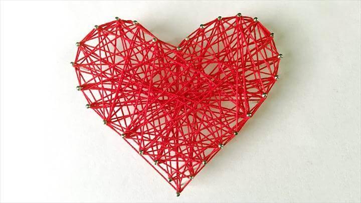 DIY: Valentine's Day Room Decor/Gift Ideas