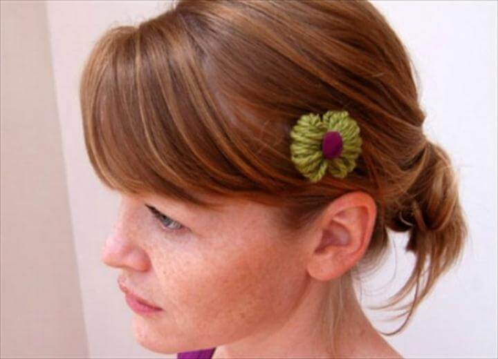 Fabulous and Easy to Make DIY Hair Bows
