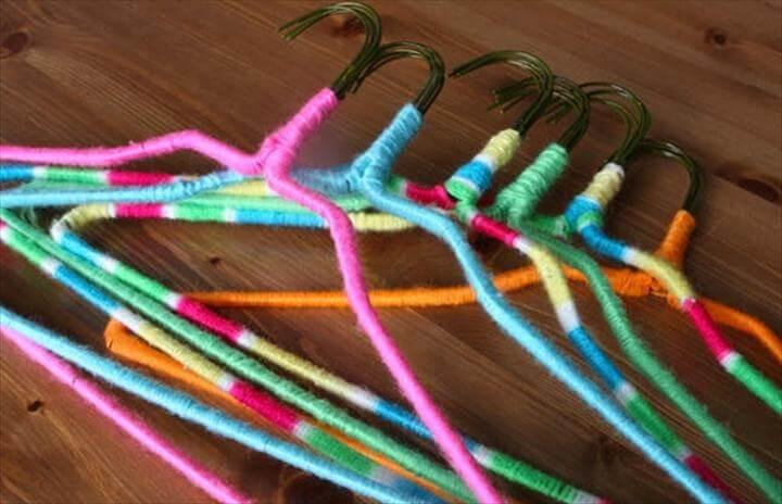 Neon Nonslip Hangers