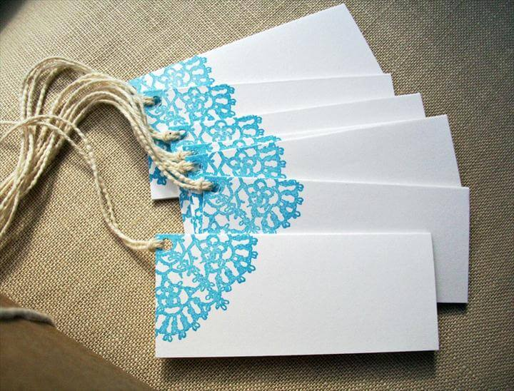 cheap gift tags