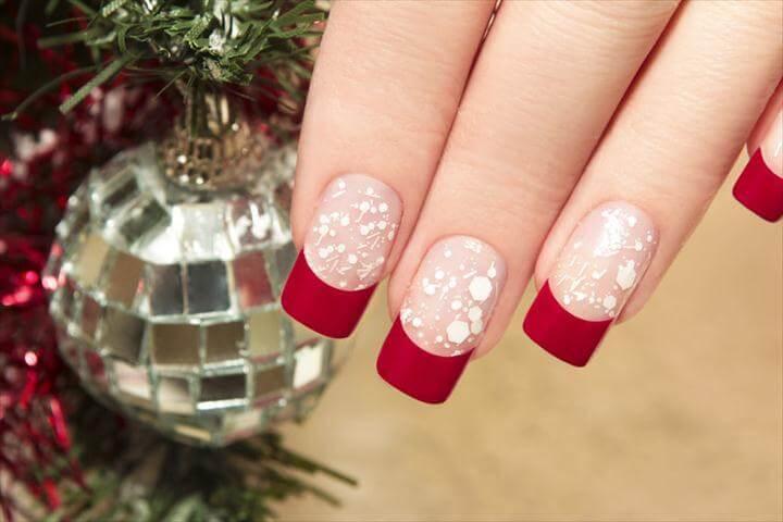 taping nail art diy