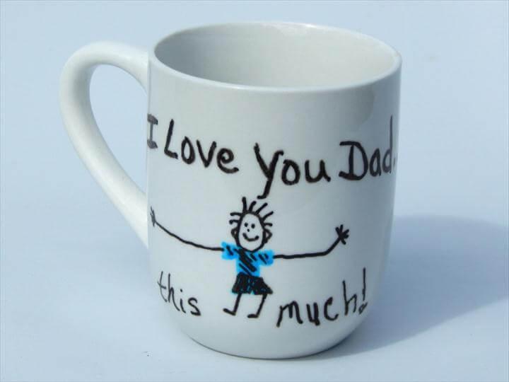 funny coffee mug, father day coffee mug