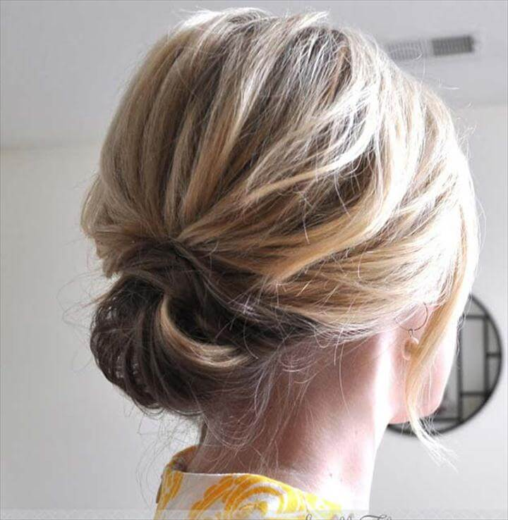 The Chic Updo