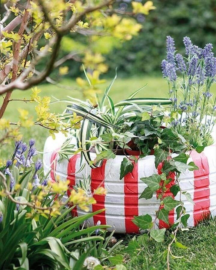 DIY Garden Decoration Ideas