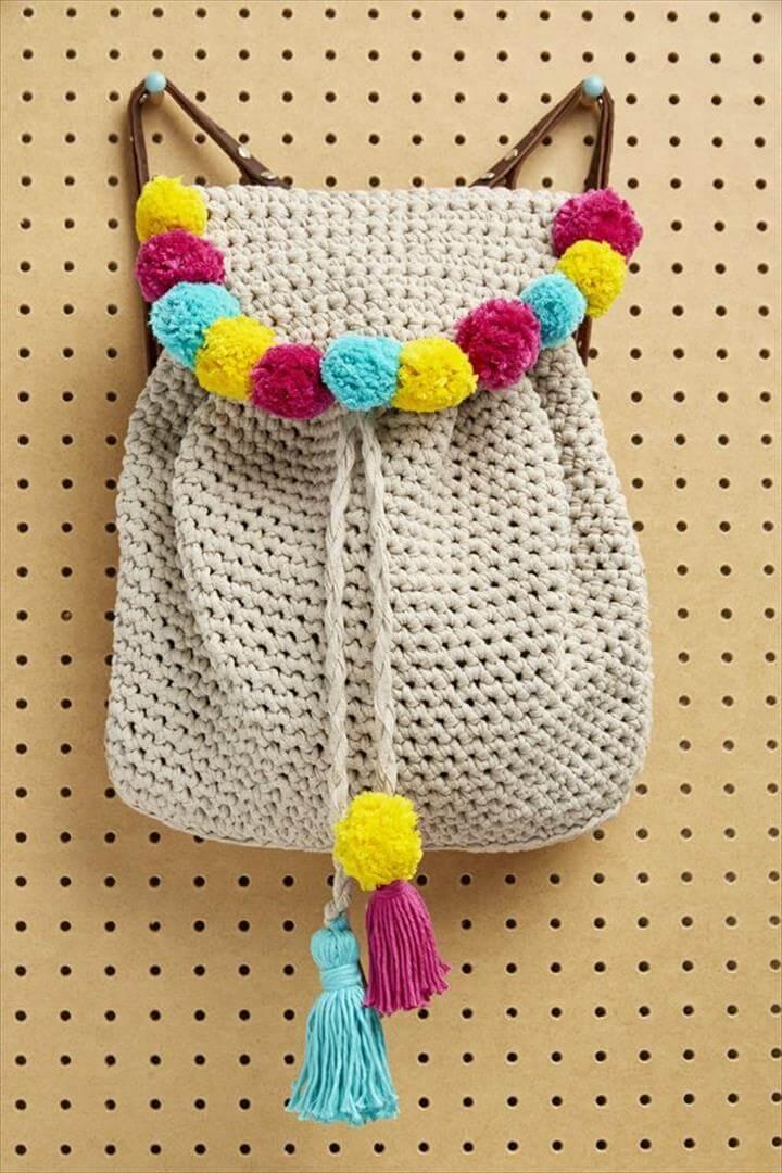 Free Crochet Purse & Bag Patterns
