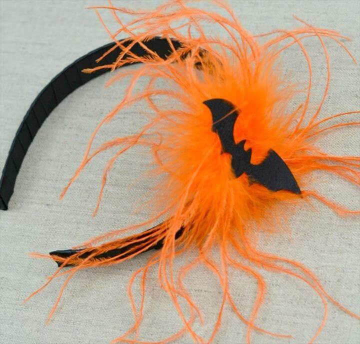 Bat Headband for Halloween