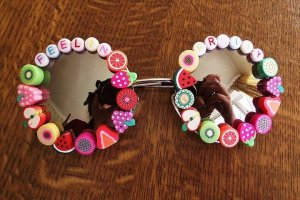 12 Awesome DIY Sunglasses Makeovers