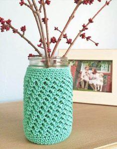 Top 20 Crochet Home Decor Ideas