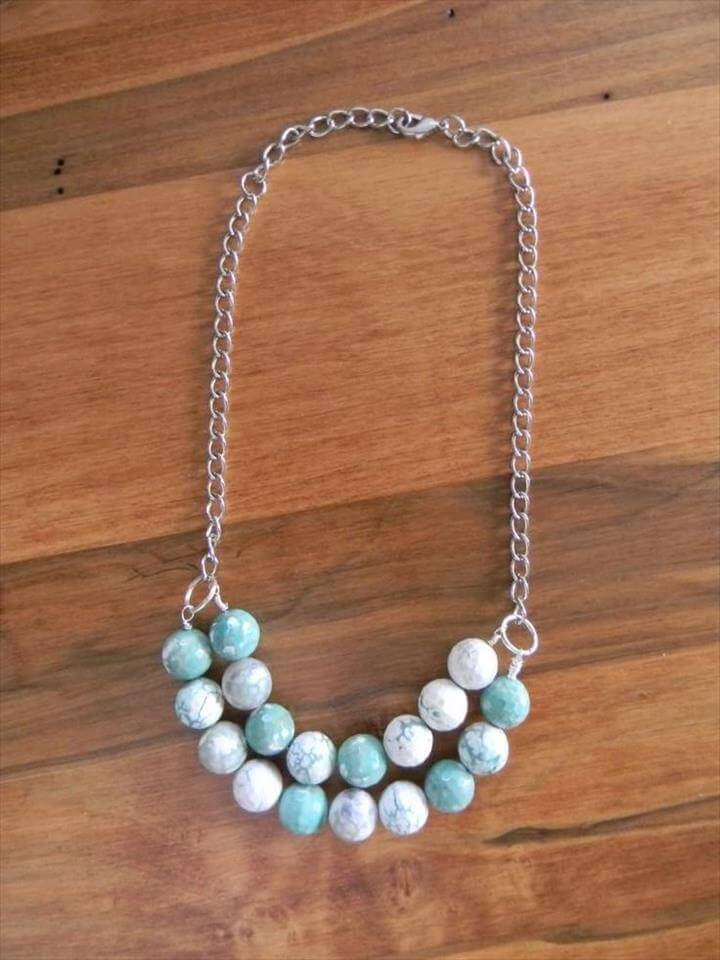 DIY Statement Jewelry