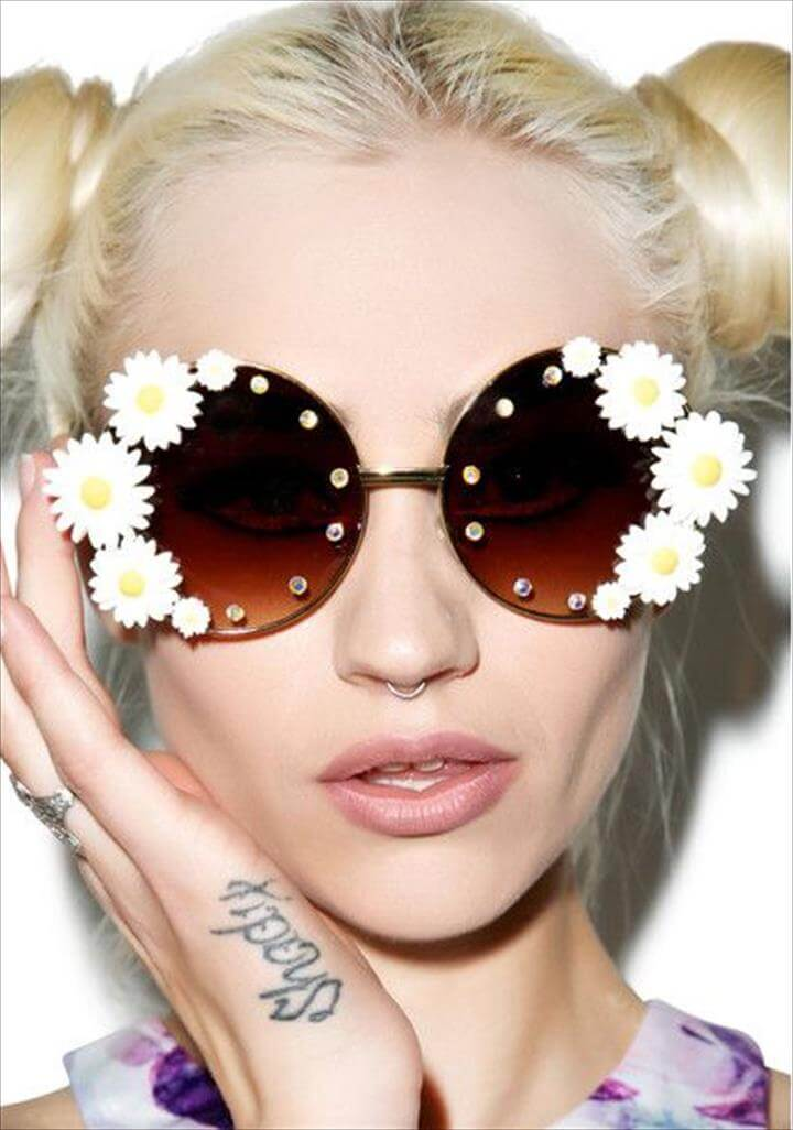 Her Tiny Teeth Joplin Sunglasses