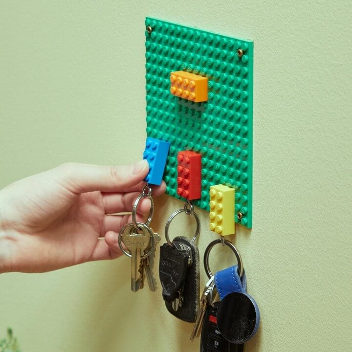 DIY Lego Keychains