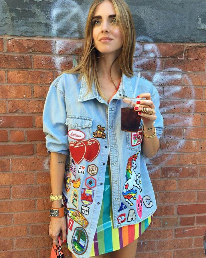 Jean Jacket Outfit Ideas