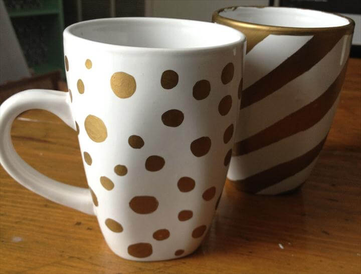 Sharpie Coffee Mugs