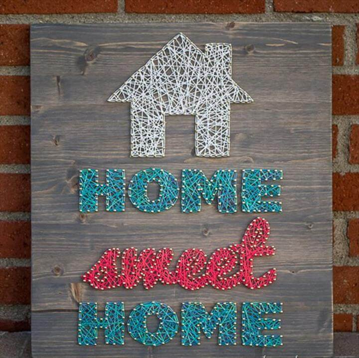 Easy String Art Designs