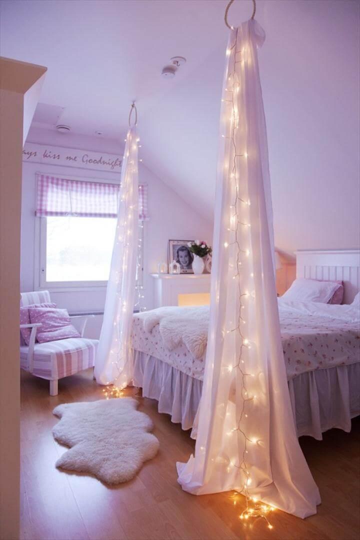 Magical DIY String Lights