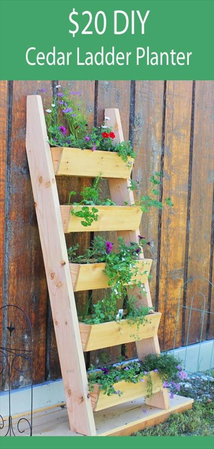 diy planter idea