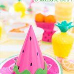 Top 18 DIY Watermelon Summer Projects
