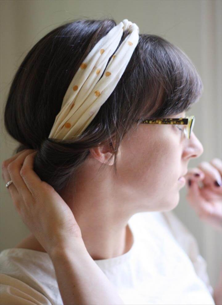 Amazing DIY Hair Accessories that are Totally Cool for Summer