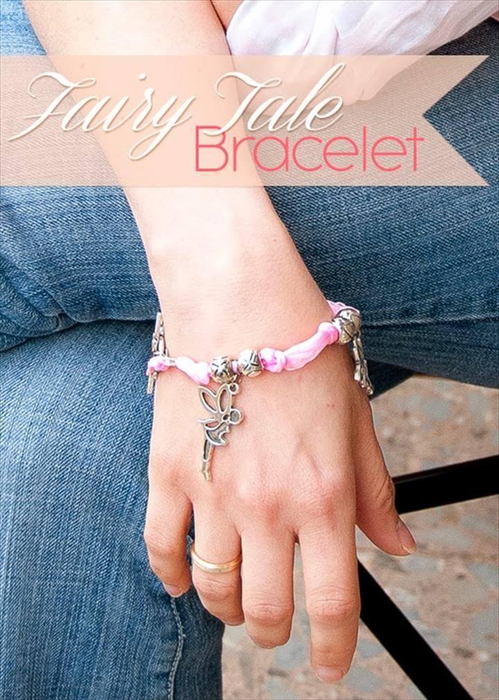 DIY Fairy Tale Bracelet