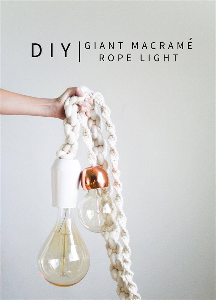 Fun diy light