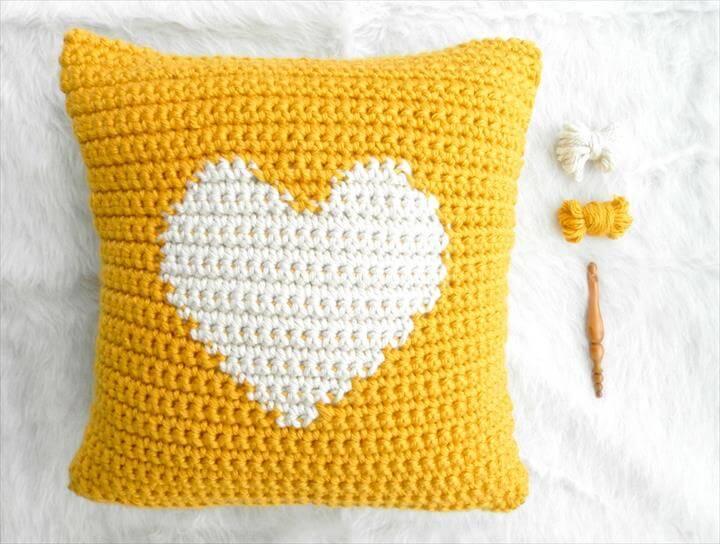 One Heart Pillow