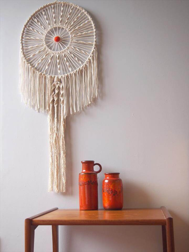 Macrame Hanging Wall Patterns