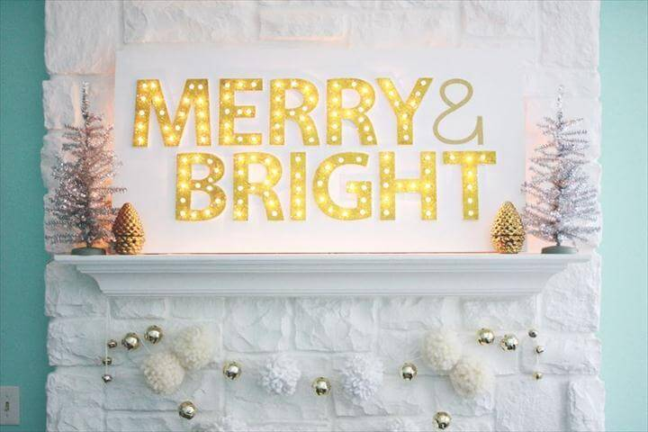 DIY String light projects