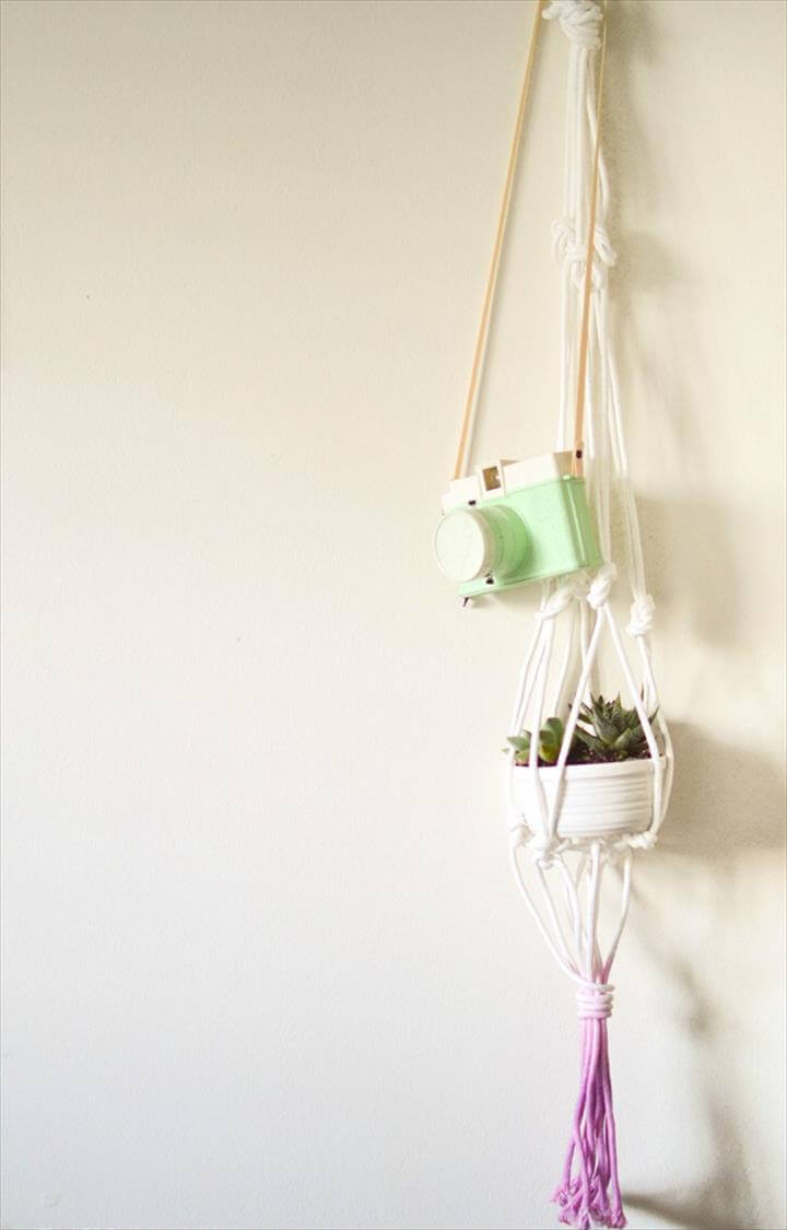Macrame Projects to DIY This Summer