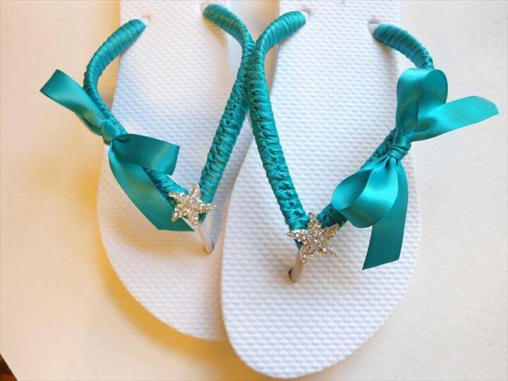 Stylish flip flop ideas