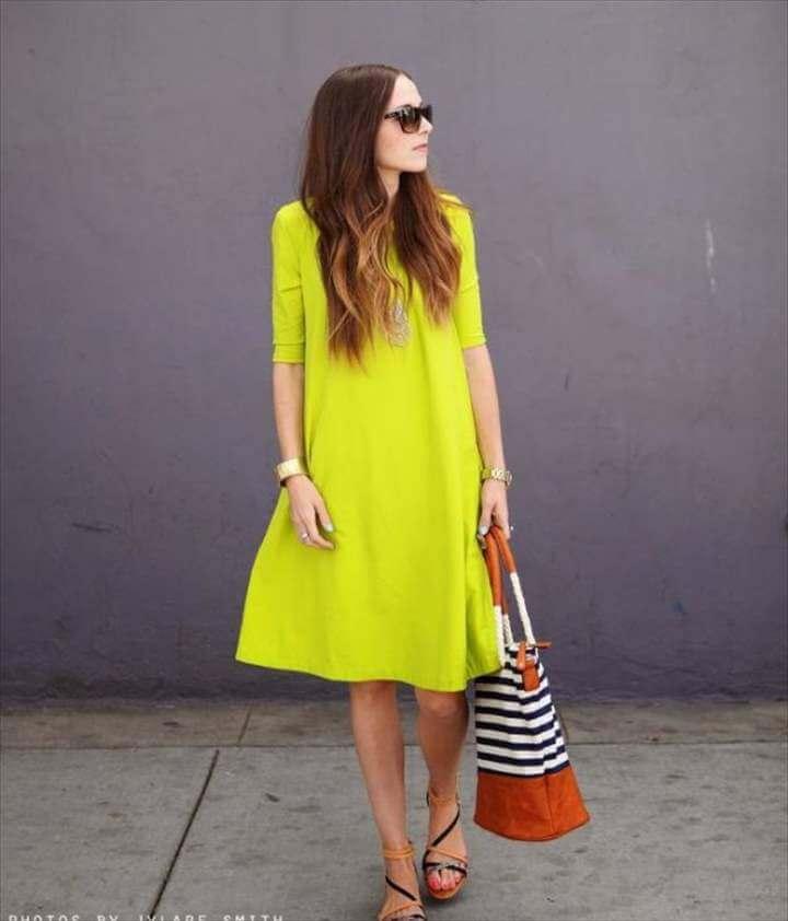 Perfect Summer Swing Dress