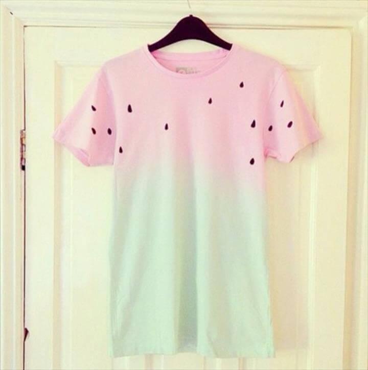 nice watermelon shirt
