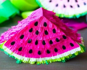 20 DIY Watermelon Inspired Project & Ideas