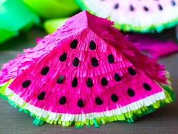 Watermelon Craft Ideas & Cocktails