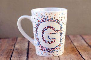 16 Delightful DIY Coffee Mugs For Morning