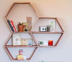 20 Best & Modern DIY Shelves Design