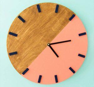 17 Funny & Simple DIY Clock Ideas