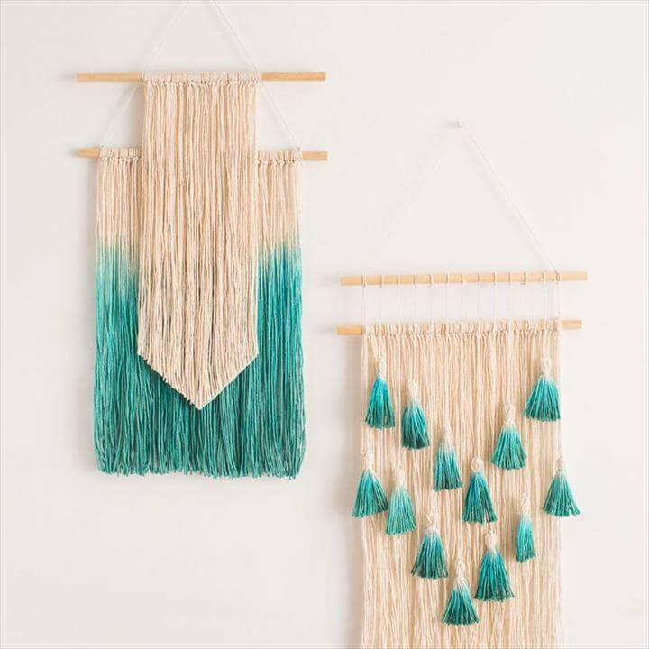 amazing and very best wall hanging idea