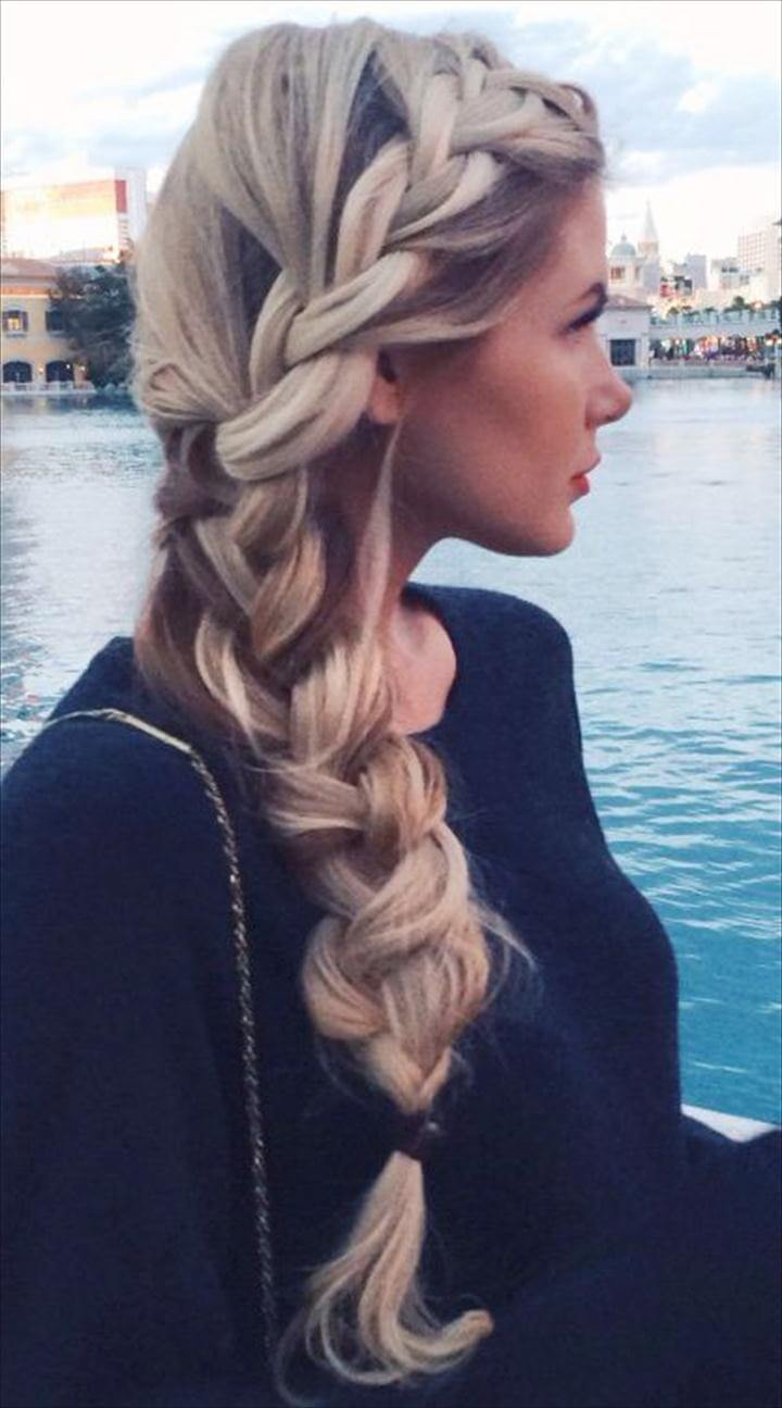 Amazing No-Heat Hairstyle