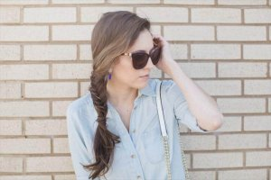 28 Romantic Hair Tutorials For Summer