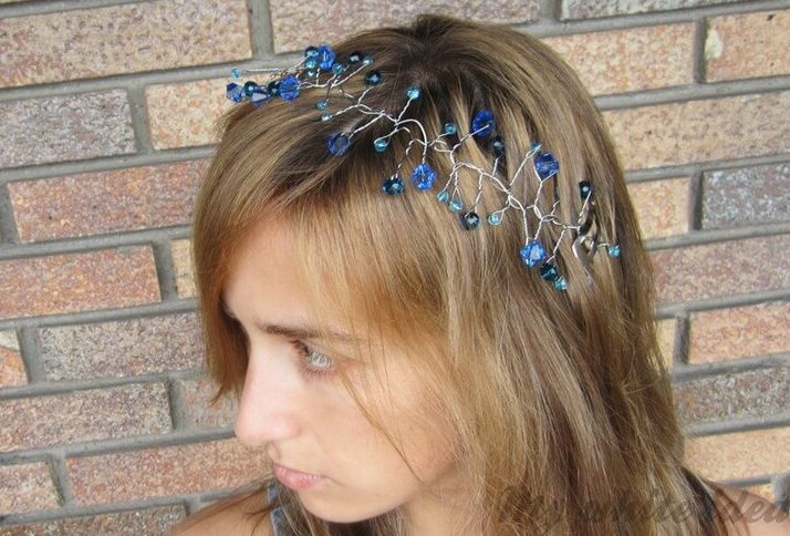 DIY Beaded Headband Tutorial