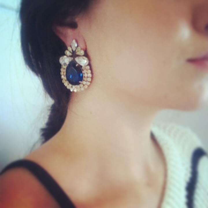 DIY Gorgeous Statement Earrings
