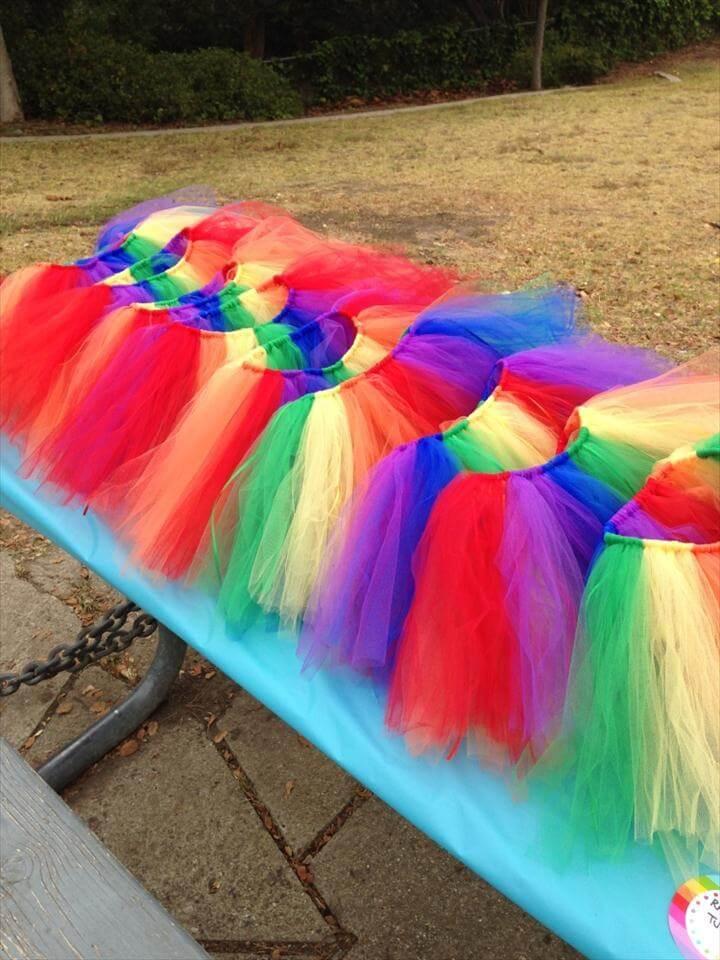 colorful skirt ideas