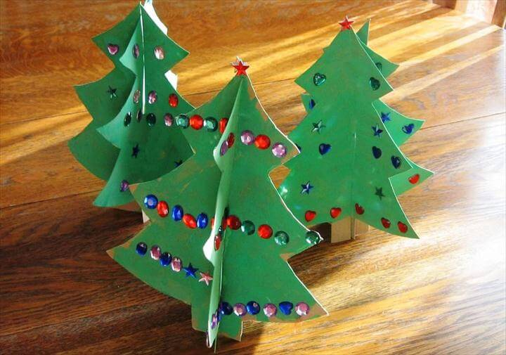 Remarkable Christmas Tree Craft