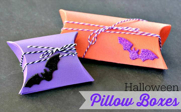 DIY Pillow Box Project