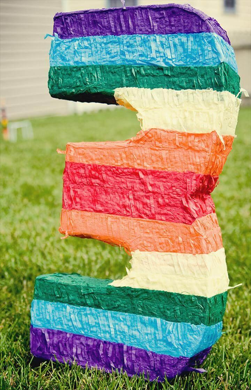 DIY Rainbow Party full of cute ideas