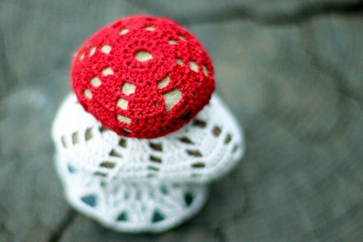Crochet Stones Pattern